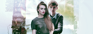 Holland Roden et Thomas Sangster by AkilajoGraphic