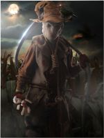 The scarecrow by Elvisegp
