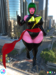 Nissa MS Marvel by SuperTito