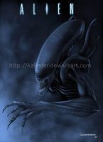 Alien by Kalleder