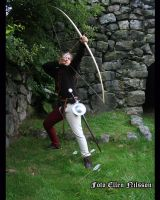 15th Century archer 3 by Skane-Smeden