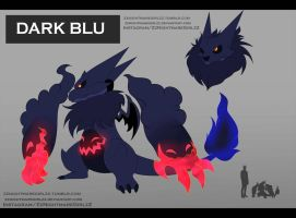 Ref :Dark Blu by ZheyZhey
