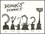 """Hook's Hooks"" by Legospencer"