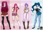 Magicals Girls by Alix-Aethusa