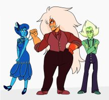 We are the homeworld gems? by GeorgiaV