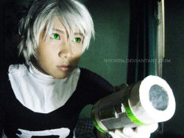 Cosp: Me as Danny Phantom 3 by nycken