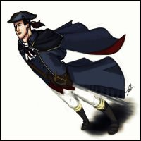 Master Kenway by NienorGreenfield
