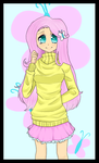I'm Fluttershy by TenPoisonCupcakes