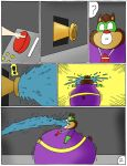 Rubberbando's test page 2 by Robot001