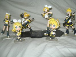 Rin.Len Concert by flame7651
