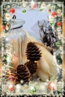 Pine Cone-candles by Bizee1