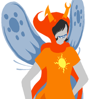 God Tier Vriska by DSerpente