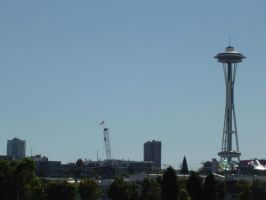 Space Needle by Gzip16