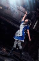 Alice Madness Returns-Wonderland by Anastasya01
