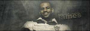 LeBron James by mikeyrocks