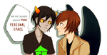 Fandomstuck: HS/SPN by Timsel-kun