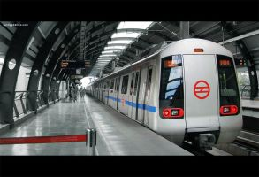 Lifeline of Delhi by sundeep715