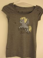Derpy Hooves T-shirt by Shaiyeh