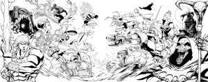 THE BATTLE FOR ETERNIA by JeffStokely