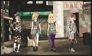 2NE1 - Ugly by IntraVires