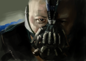 The Bane by TsunamiRaine