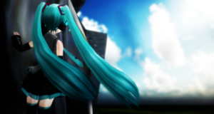 _MMD_ The world won't stop by xXHIMRXx