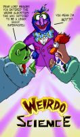 Weirdo Science by mightyfilm