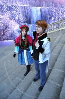Frozen - Kingdom of ice by Megumi-Nightwack