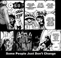 Some People Just Don't Change by S-Dissidia