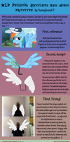MLP Pegasus Back Wing Prototype by Sunnybrook1
