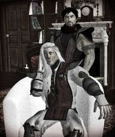 Father and Son by KoDraCan