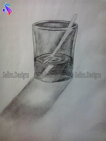 3D Cup by SelimDesigns