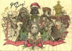 Have Yourself, A Merry Empire Christmas. by mekanikarutenshi
