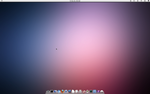My work notebook running arch with gnome 3.2 by CraazyT
