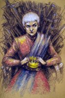 Joffrey Baratheon by MadLittleClown
