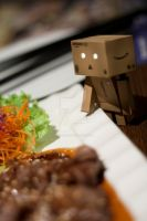 danbo series : hungry...hiks.. by rachelmyrna