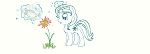 Mlp fim Da muro doodle by MlpFimColordrop