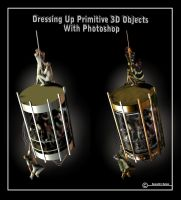 Dressing Up Primitive 3D Objects by kenernest63a