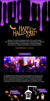 Tutorial Happy Halloween by Asunaw