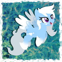 Trade: MLP OC - Cloud Shaper by Kazziepones