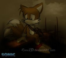 Tails by RianaLD