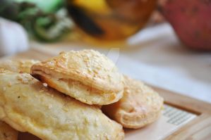 Burekas filled with Cheese by TigerQG