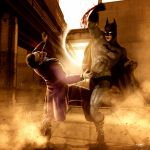Batman Uppercut - Commission Isikol by Daniel-Remo-Art