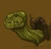 Old Earth Turtle - Livestream by KatieHofgard