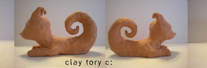 Clay Tory by TECHNlCOLOUR