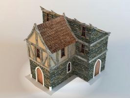 Small building from Foe by qlas