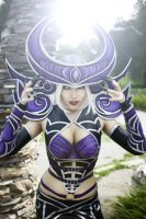 Syndra - League of Legends by SValeCosplay