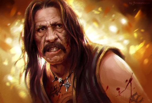 MACHETE ^__^ by sharandula