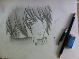 Jellal Fernandes Drawing by NaLulu1