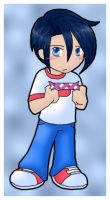 Finger Trap Danny by Ghostey